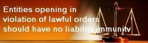 Squeekx.Com Liability in Covid-19